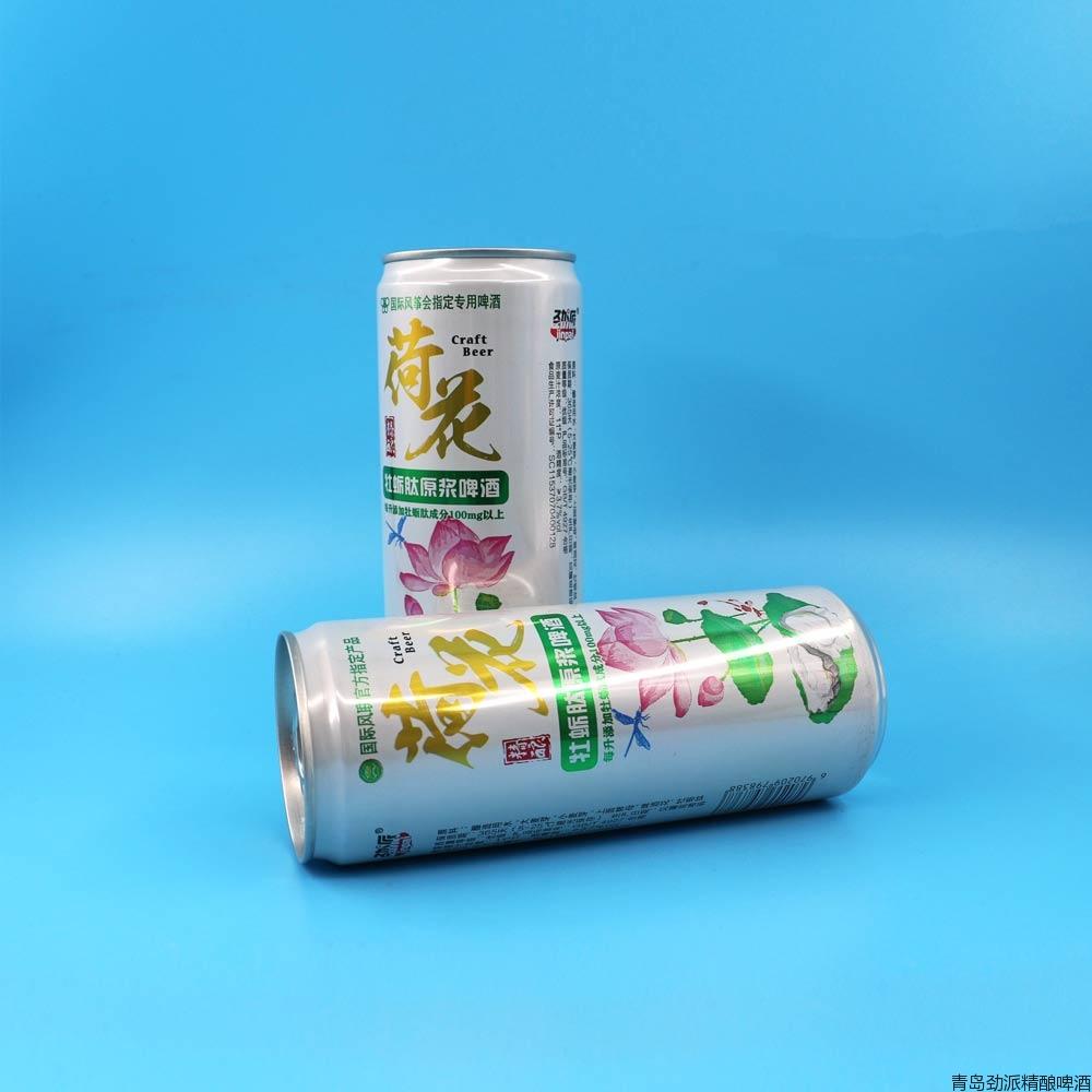 牡蛎肽啤酒|330mlX24罐/箱