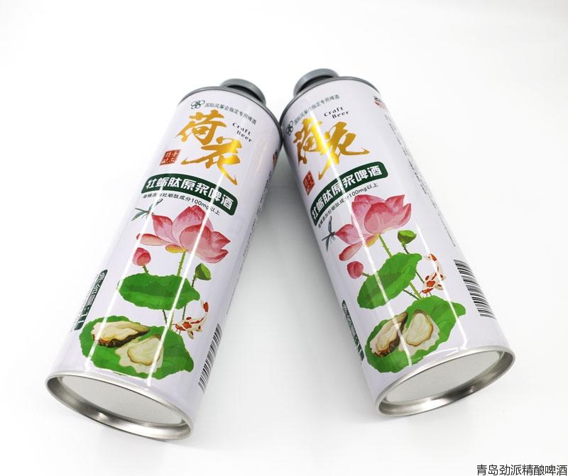 牡蠣肽啤酒,牡蠣肽原漿啤酒,牡蠣肽精釀啤酒